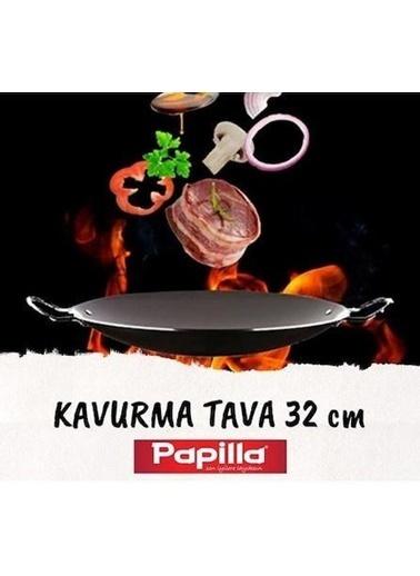 Papilla papilla-rediosaç Papilla Redio Kavurma Sacı 32 Cm Renkli